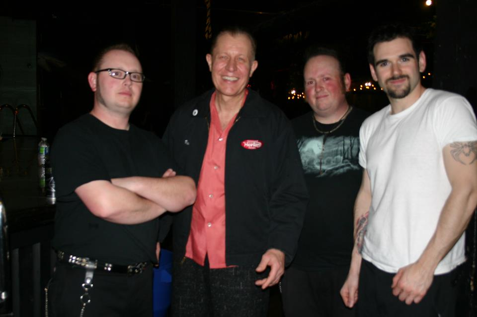 Red Hill Ramblers With The Reverend Horton Heat